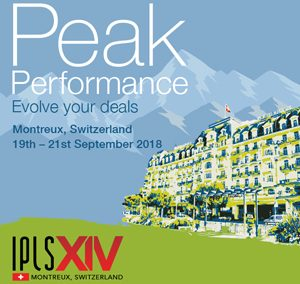 XIV International Pharma Licensing Symposium – Montreux 2018